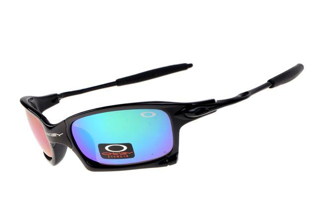 Oakley X Squared Black Frame Rainbow Lens 2027