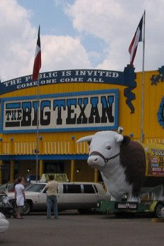 Conveniently located off of Interstate 40 in northern Texas, it is a Texas meal sure to please travelers.