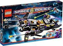 LEGO Space Police Set #5984 Lunar Limo