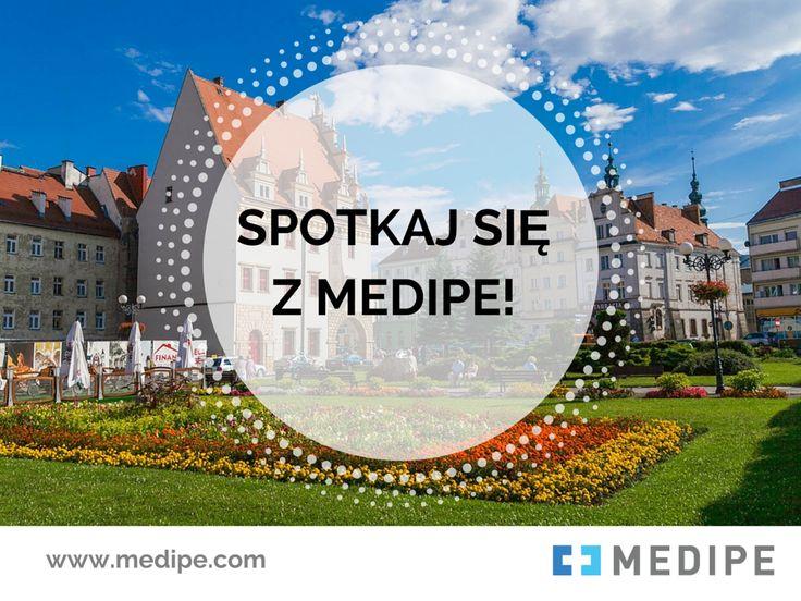 Chcesz poznać szczegóły pracy w charakterze Opiekunki osób starszych w Niemczech? Spotkaj się z konsultantami MEDIPE! W kolejnym tygodniu (14.03-20.03.2016) odwiedzimy: GDAŃSK, RZESZÓW, WADOWICE, DRAWSKO POMORSKIE, WROCŁAW CZŁUCHÓW, LUBLIN i NYSĘ.