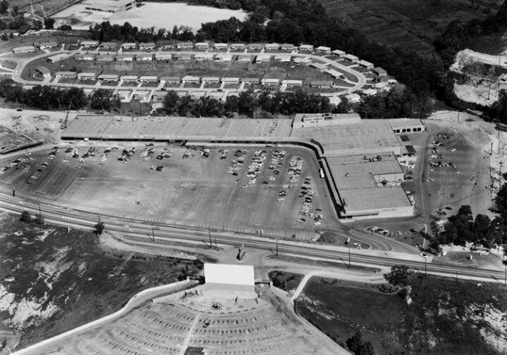 Crestwood Mall And Route 66 Drive In Vintage St Louis