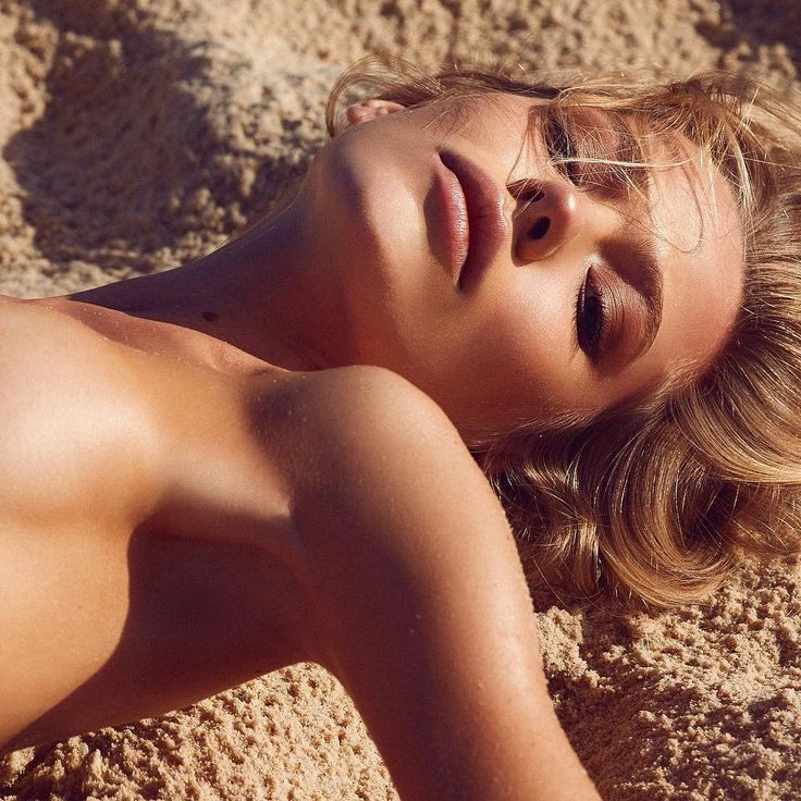 Sun kissed... @ksyander beauty @aniamilczarczyk