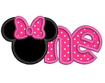 60 best 1st Birthday Minnie Mouse images on Pinterest ...