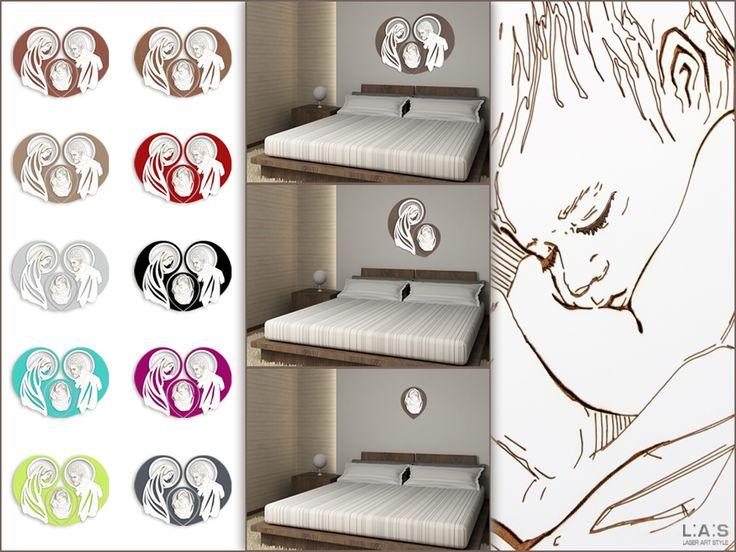 E' sempre un dilemma scegliere il #capezzale per la camera da letto? Niente paura, la collezione di #sacri #moderni #laserartstyle si arricchisce di nuovi soggetti, anche modulari e del colore che vuoi tu! Scoprili qui http://www.laserartstyle.it/home/gallery/sacri/