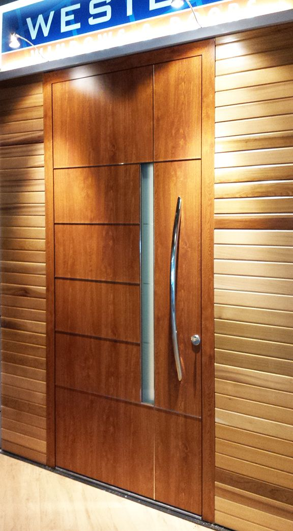 Westeck Windows and Doors #Vancouver Showroom now has NEW Elite+ Doors on display! Drop in and take a look at these modern contemporary doors, or if you would like more information call: 1-877-606-1166