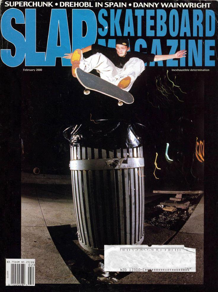 Kalis - Slap Skateboard Magazine