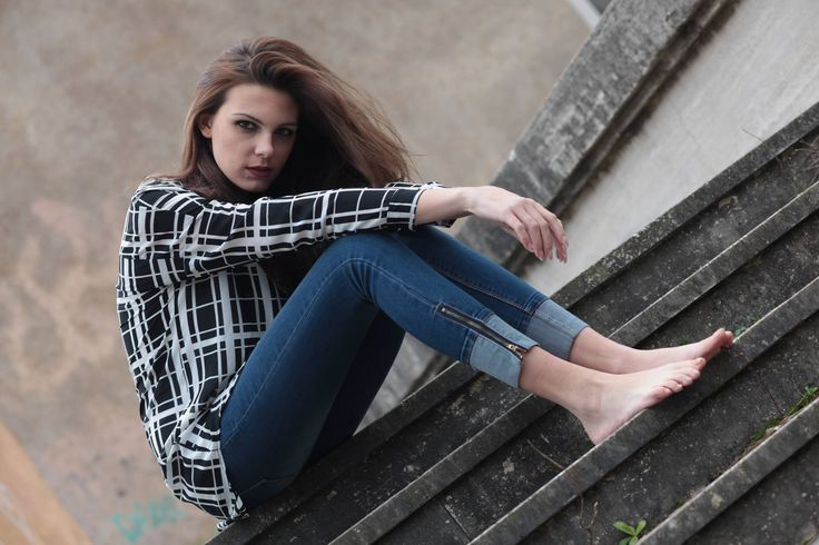 #Me #Shooting #Model #Actress