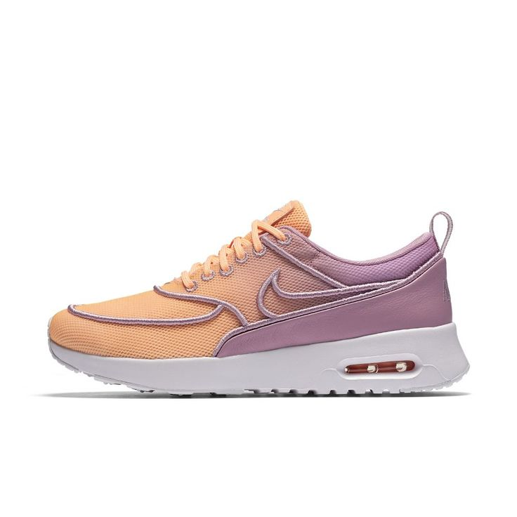 Nike Air Max Thea Ultra SI Women's Shoe Size 10.5 (Orange) - Clearance Sale