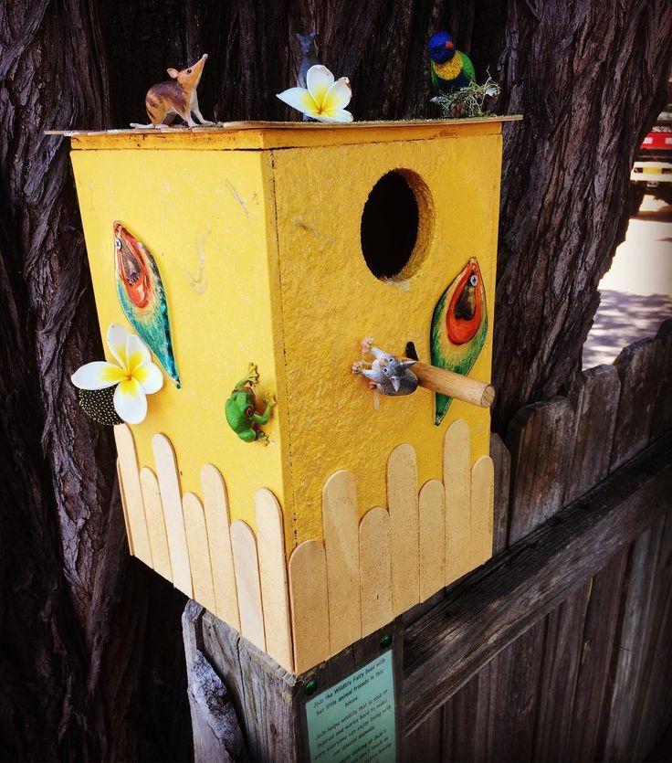 Fairy house #Brunswick Heads. The fairy trail entertains kids and adults  #play #explore #australia #byron #nsw #fairies #adas #discover