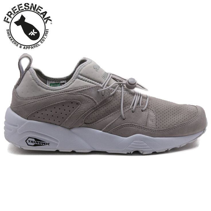 PUMA BLAZE OF GLORY SOFT GRIGIO 360101-03
