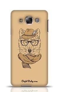 Mr. Fox Samsung Galaxy E7 Phone Case