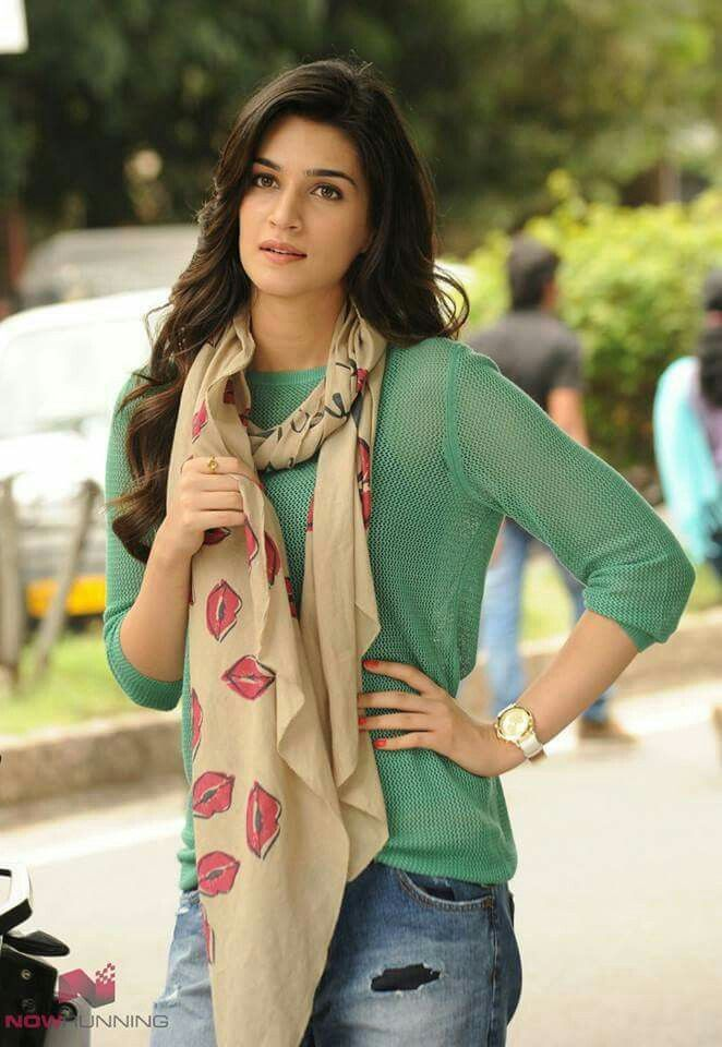 Kriti Sanon (born: July 27, 1990, New Delhi, India) is an Indian film actress and model. After beginning with modelling, she made her acting debut with Sukumar's Telugu psychological thriller film 1: Nenokkadine. Her first Bollywood film was Sabbir Khan's romantic action drama Heropanti, for which she won the Filmfare Award for Best Female Debut. Sanon starred in the romantic action comedy Dilwale (2015), one of the highest-grossing Bollywood films of all time.