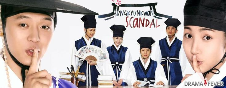 "Sungkyunkwan Scandal: Another fusion sageuk, this time about a girl in Joseun-era Korea trying to feed her family by pretending to be her brother. A Sungkyunkwan scholar decides to take her under his wing by getting ""Yoon Shik"" a place at the university, which only complicates her situation. Sweet, funny, exciting, with a surprising mystery that has nothing to do with the main gender masquerade."