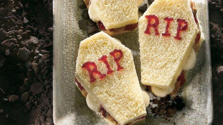 Idées pour un buffet Halloween facile                                                                                                                                                                                 Plus