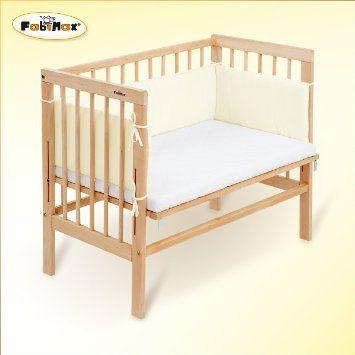 FabiMax Beistellbett Babymax  - co-sleeping cot Amazon.de: Baby
