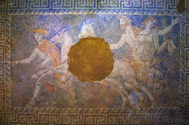 Αποκάλυψη Το Ένατο Κύμα: Αποκαλύφθηκε η μοναδική Περσεφόνη της Αμφίπολης