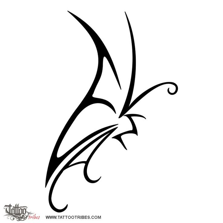 TATTOO TRIBES - Shape your dreams, Tattoos and their meaning - butterfly, letters, lettering, freedom, transformation, rebirth, lightweight, carefree