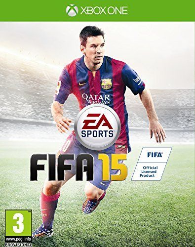 Fifa is my favorite game and is something that i will turn to when i need to relax. I play this 24/7!!