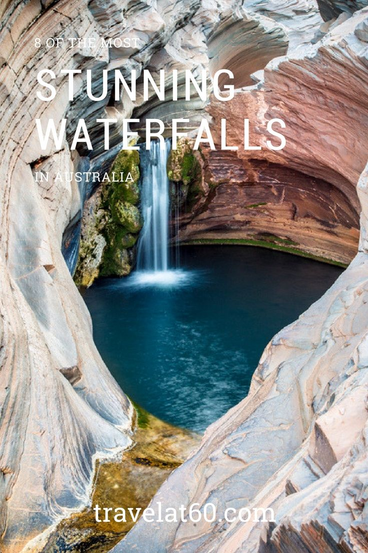 Some of the most stunning waterfalls from around Australia.