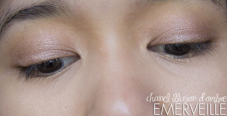 Chanel Illusion d'Ombre in Emerveille