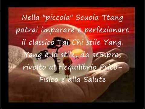 Tai Chi a Bologna  - Scuola Ttang