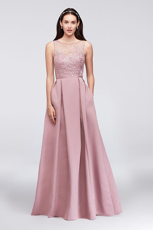 26 best David\'s Dresses images on Pinterest | Short wedding gowns ...