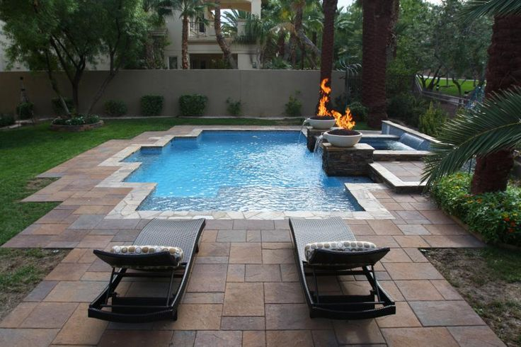 Wonderful Pool Finish Ideas For You To Copy: 7 Best Outdoor Swimming Pools Images On Pinterest