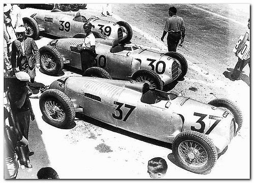 1935 Auto Union Typ B, Acerbo | Flickr - Photo Sharing!