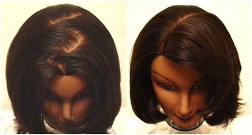 hair parting styles