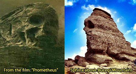 The Secret of Secrets – Tunnels in Bucegi mountains displaying our true history discovered in 2003
