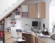 Designing a home office | Home office | KBSA