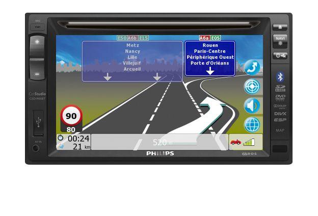 [CATALOGUE PRINTEMPS 2015] Autoradio Philips CED1911BT: Très beau Design. Expérimentez la musique et la vidéo en live dans la voiture Ecran 6.2'' haute résolution (WVGA) tactile pour une visualisation parfaite Livré avec boitier GPS / Cartographie Europe 16 pays Mode caméra de recul pour reculer en toute sécurité Port USB & Lecteur de carte SD/HC et Bluetooth® intégré RÉF. CED1911BT http://www.exertisbanquemagnetique.fr/info-marque/philips