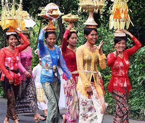 Balinese Women – Beauty of Bali