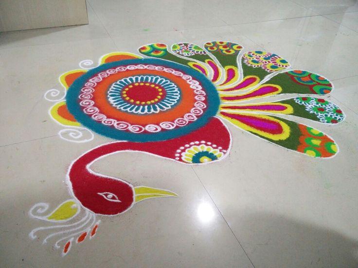 Rangoli by Neha
