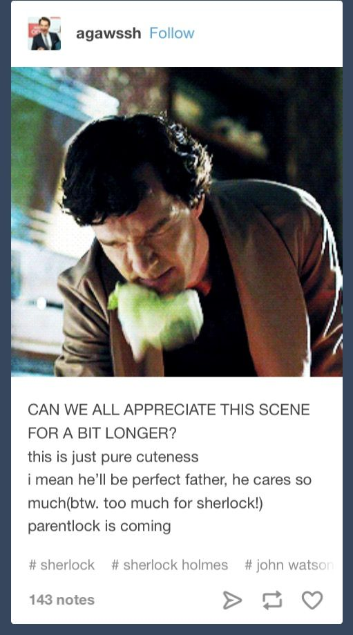 I spent so long trying to remember which episode involved sherlock having a cabbage thrown at his face before I realised it was the rattle.