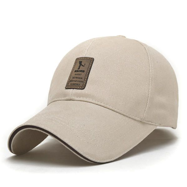 Unisex Men Women Cotton Blend Baseball Cap Hip-hop Adjustable Snapback Golf Outdooors Hat at Banggood