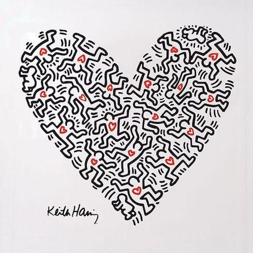 Love | Keith Haring