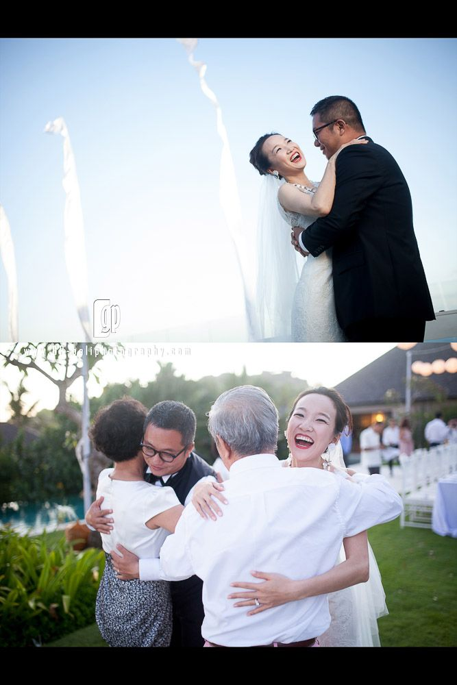 Wedding is all about happiness, what could i say more ? ^^