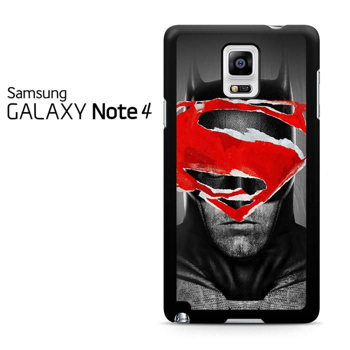 Batman V Superman Characters Samsung Galaxy Note 4 Case