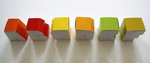 Creative Box Design 01