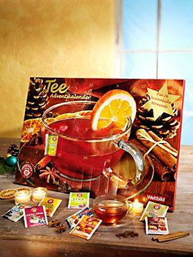 Tee-Adventskalender Teekanne 2016 bestellen | weltbild.de