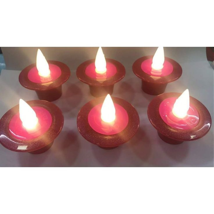 Set of 6 Pcs Led Light Diya! Shop now: https://ealpha.com/home-decor-furnishing/set-of-6-pcs-led-light-diya/11566 COD Available* Free shipping* you can whatsapp us at +91-9300002732 for price or see more products.