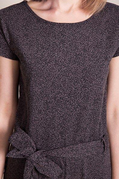 3. Buksedragt Kate jumpsuit i GOTS-certificeret økologisk bomuld fra Tricotage.