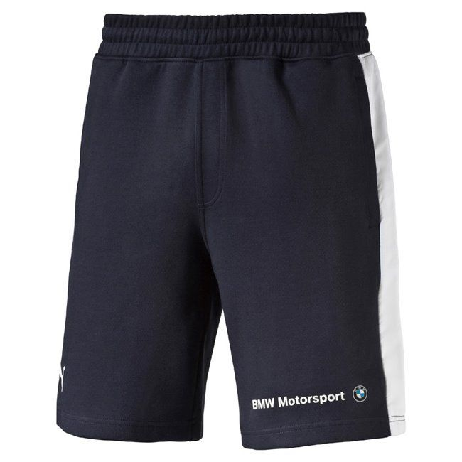 PUMA BMW MSP Sweat Shorts pánské šortky