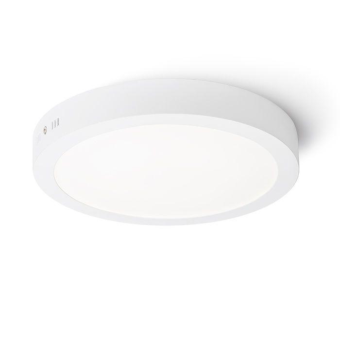 SLENDER 30 R SURFACE MOUNTED | rendl light studio | Thin surface mounted LED light. #lighting #design #ceiling #LED