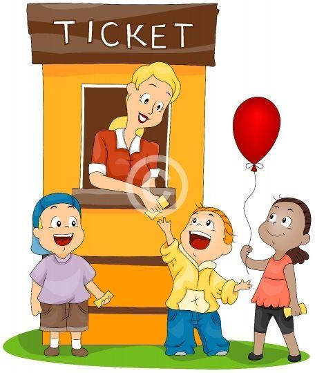 BNP Lucena Children Ticket