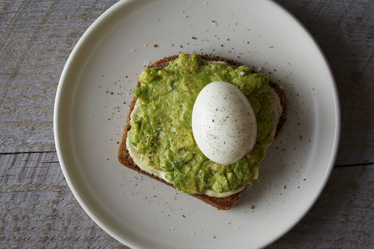 I can't get enough Avocado Toast. Here are 5 variations from Food52.