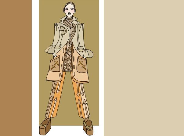The Fashion Horoscope on Yoox