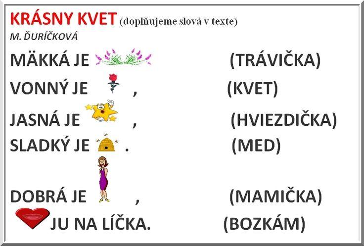Abeceda slniečok - Fotoalbum - ROZPRÁVKY A BÁSNE - Básne