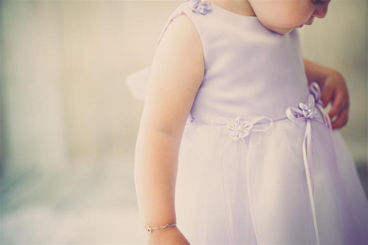 Baby Rosebud Dress Classic satin and organza baby rosebud dress with matching rosebuds and ribbons. The sweet baby girls dress has a very soft and elegant look. This is the perfect girl dress for Christening, Baptism, Flower Girl or any other special event. Located in Oakville, Ontario, Canada or shop online www.gld-forkids.com